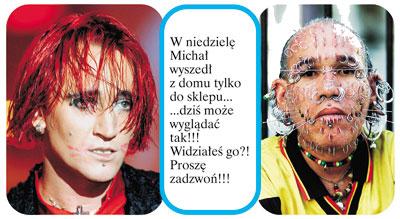 Michał Wiśniewski Zaginiony
