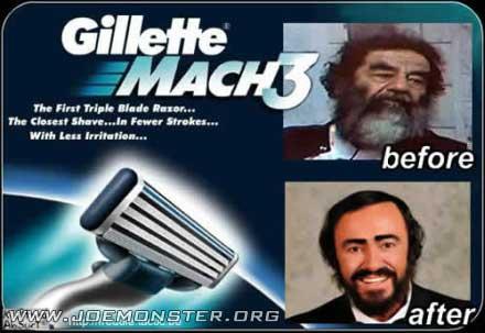Shave Gillet
